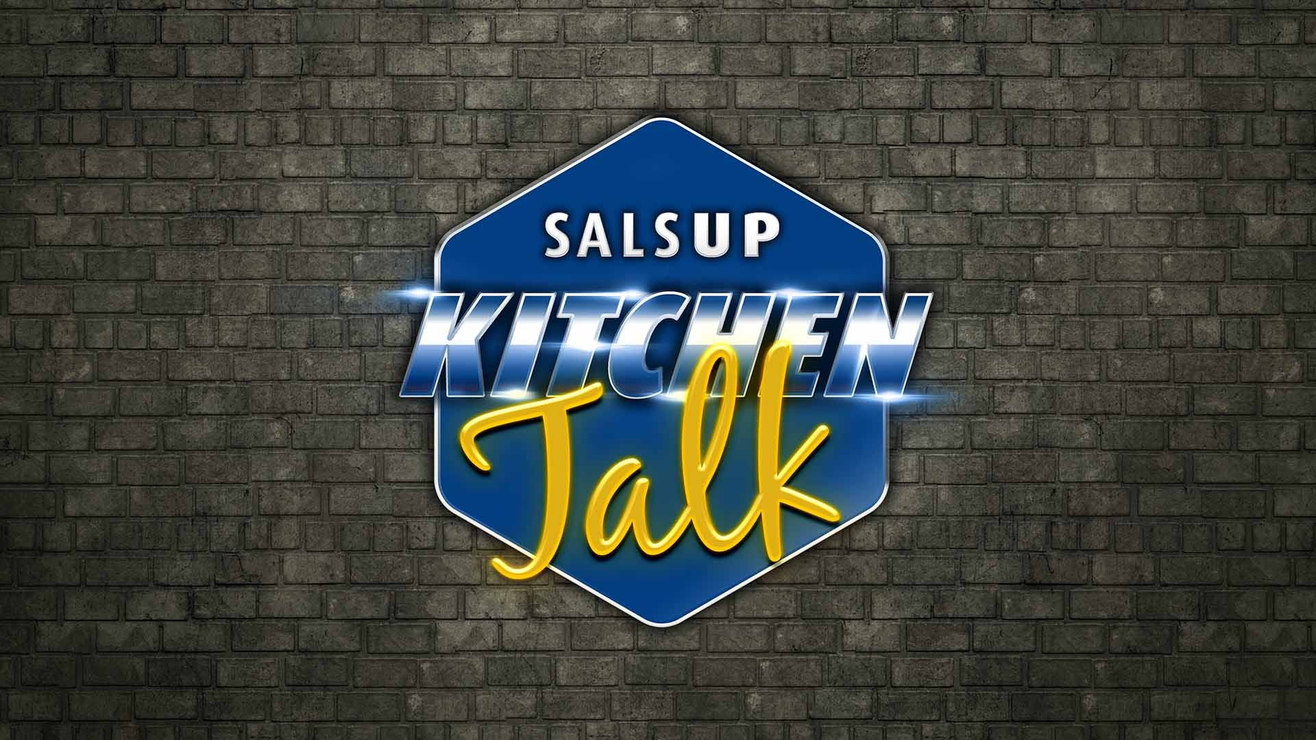 SalsUp Kitchen Talk