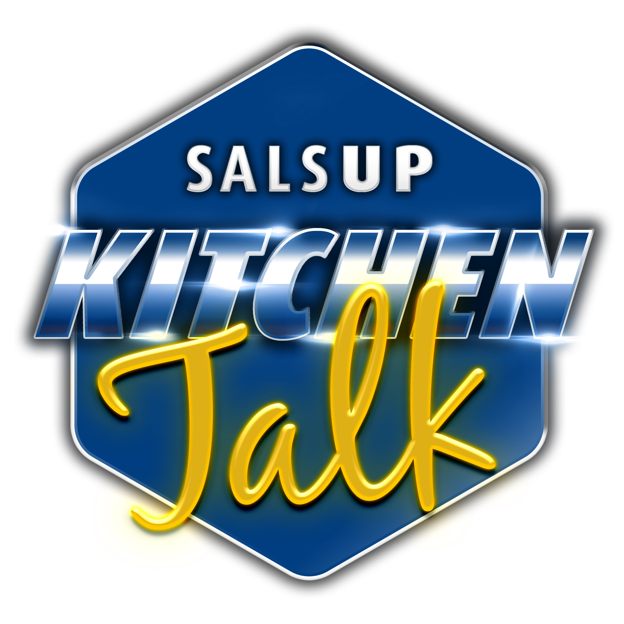 SalsUp Kitchen Talk Logo