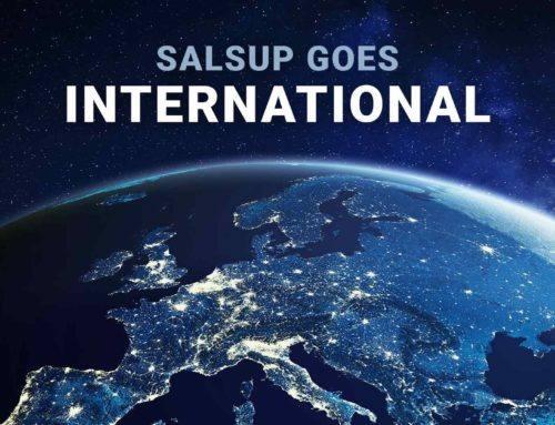 SalsUp goes international – System auf Englisch verfügbar