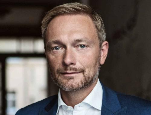 """Christian Lindner und Bernhard Schindler sind sich einig: """"da gibt es freilich viel zu tun"""""""