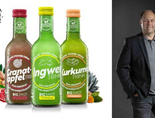 Mario Fürst, der 40-fache Gründer, der jetzt eine neue Getränke-Kategorie etabliert