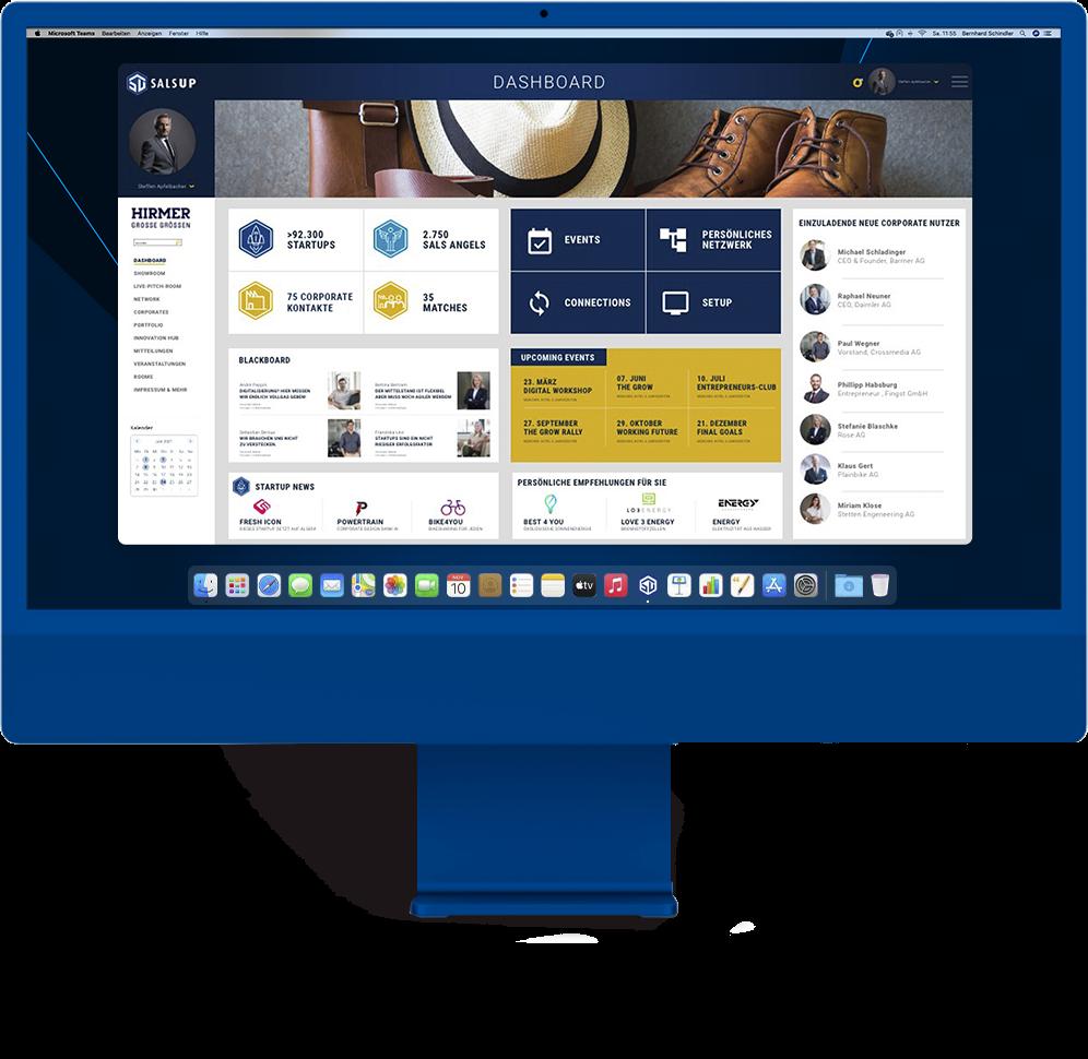 salsup-admin-dashboard